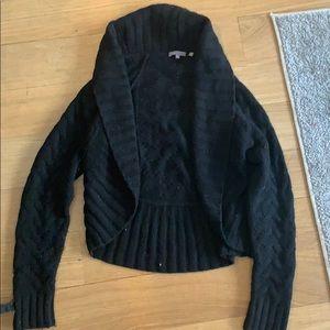 Vince black sweater